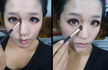 Maquiagem para orientais e asiáticas - Rinoplastia