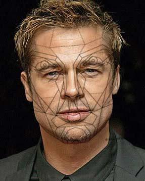 nariz masculino perfeito
